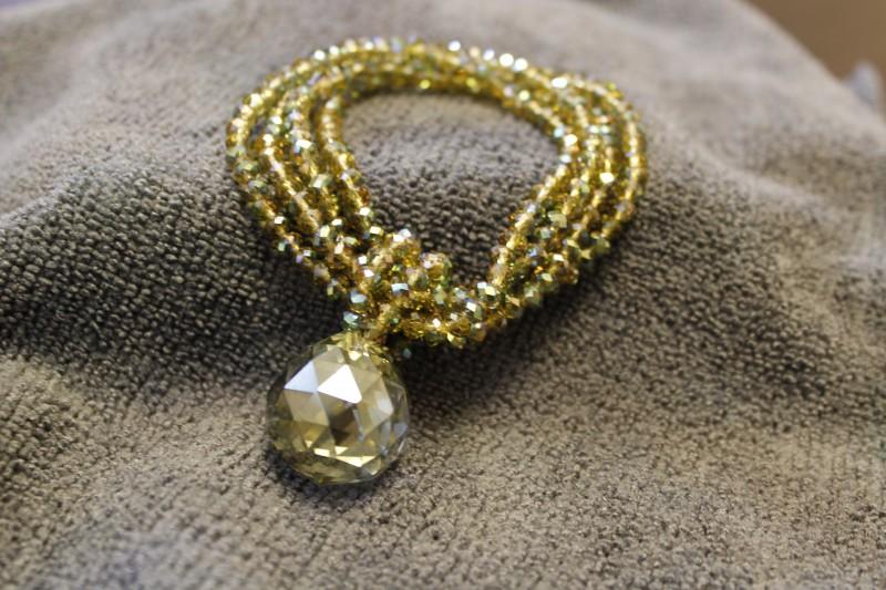 1. Chartreuse Bracelet