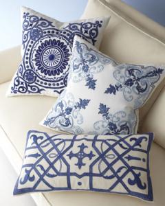 Neiman Marcus Print Pillows