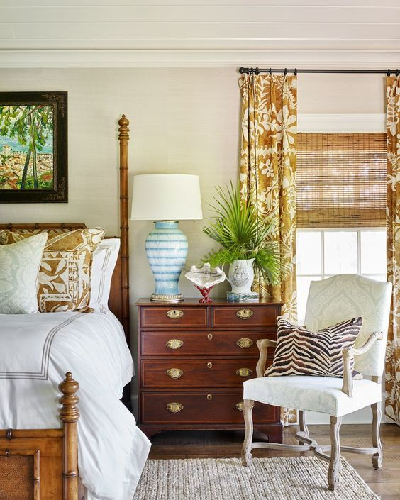 A lesson in bedroom furniture placement for the design savvy by Michelle Reid at Designer Girl Interiors